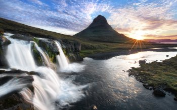 Aarde - Waterval Wallpapers and Backgrounds ID : 361430