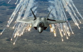 Military - Lockheed Martin F-22 Raptor Wallpapers and Backgrounds ID : 361605