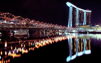 Man Made - Marina Bay Sands Wallpapers and Backgrounds ID : 361820