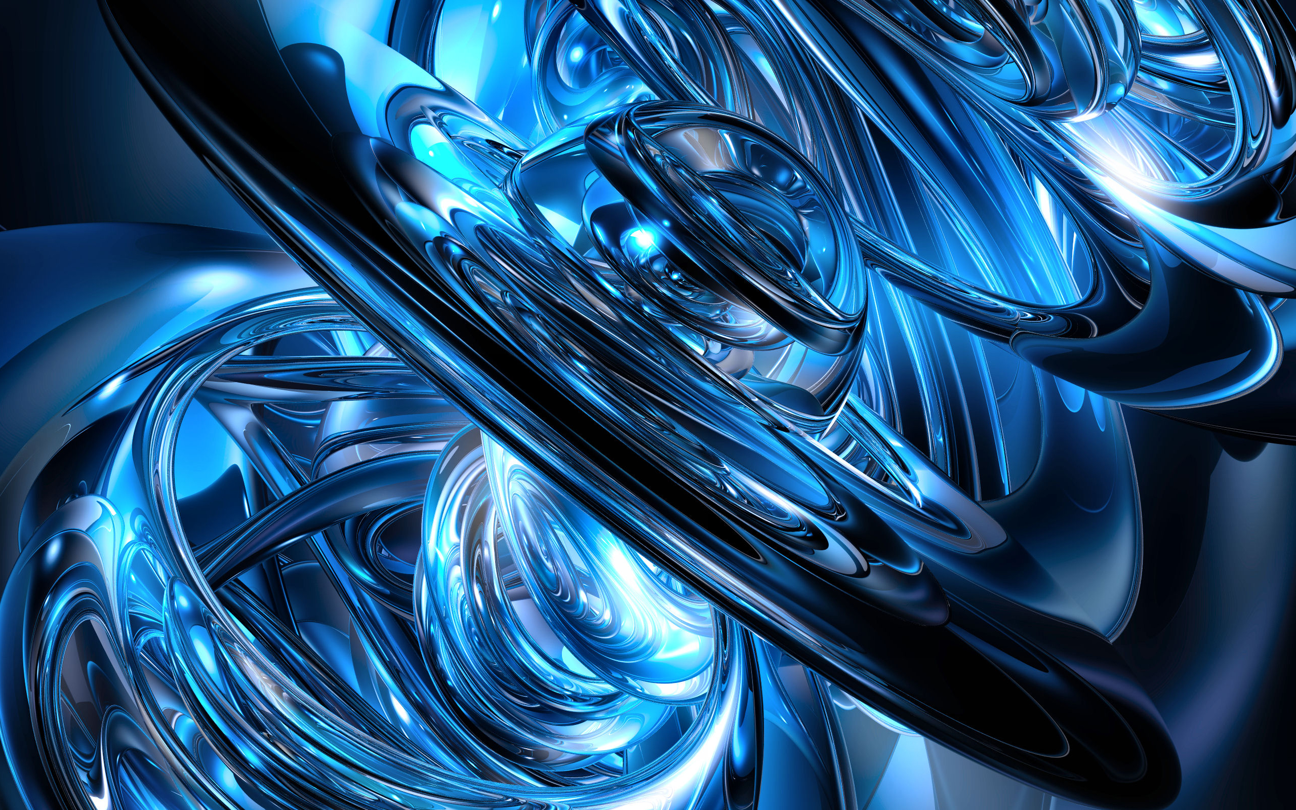 blue full hd wallpaper and background image | 2560x1600 | id:362183