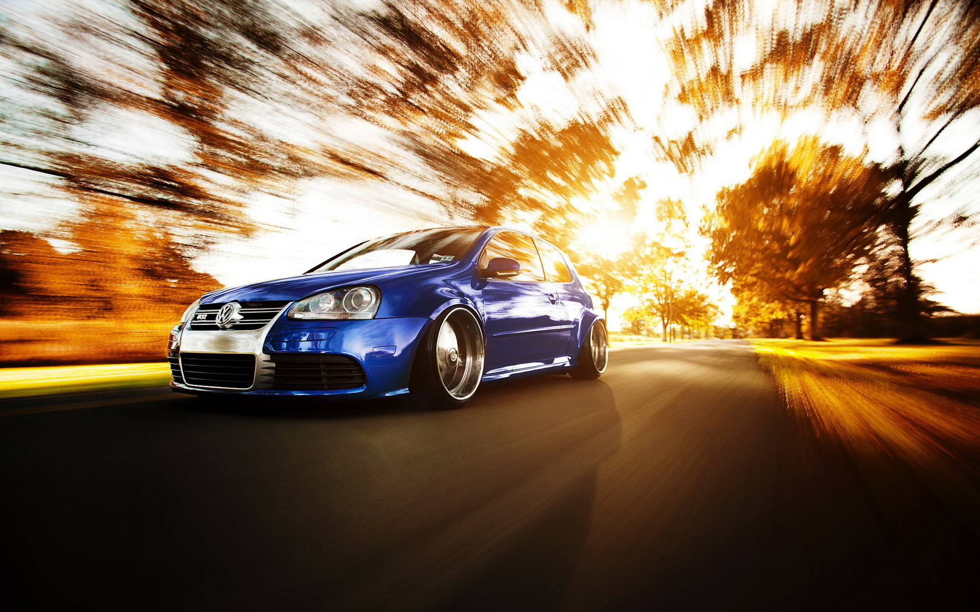 1 Volkswagen R32 HD Wallpapers | Backgrounds - Wallpaper Abyss
