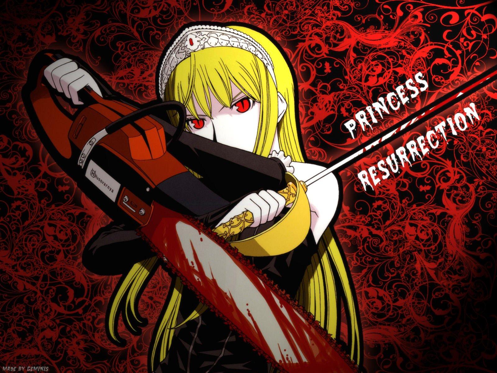 Anime - Princess Resurrection  Wallpaper