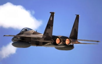 Military - Mcdonnell Douglas F-15e Strike Eagle Wallpapers and Backgrounds ID : 362352