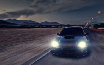 Fordon - Subaru Impreza Wallpapers and Backgrounds ID : 362395