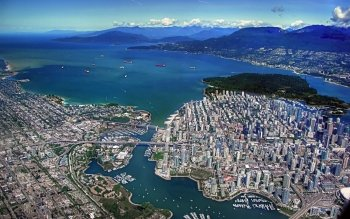 Рукотворное - Vancouver Wallpapers and Backgrounds ID : 362437