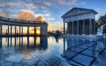 Man Made - Hearst Castle Wallpapers and Backgrounds ID : 362894