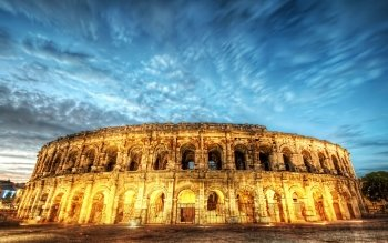 Man Made - Colosseum Wallpapers and Backgrounds ID : 362895