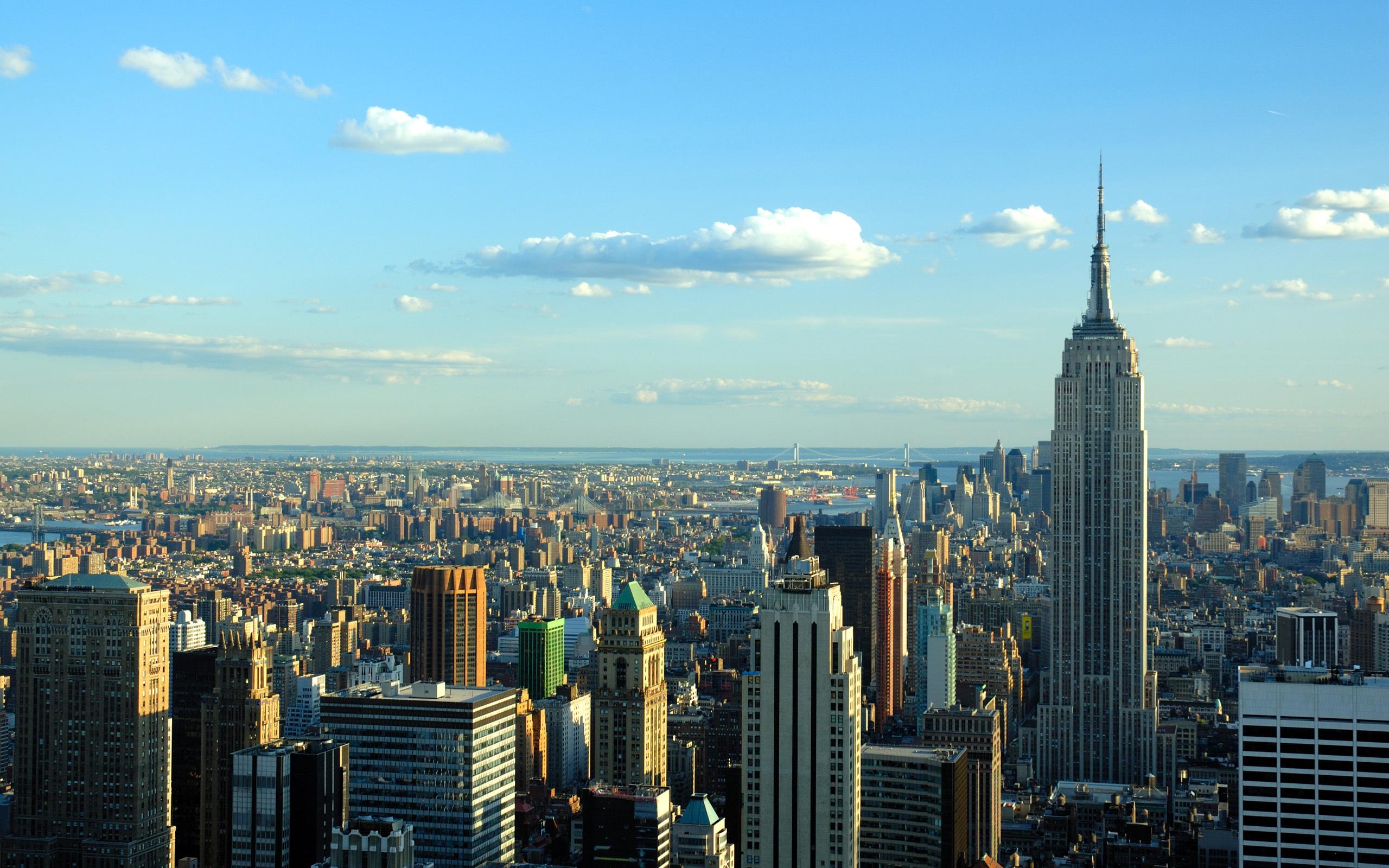 Nowy Jork Tapeta HD