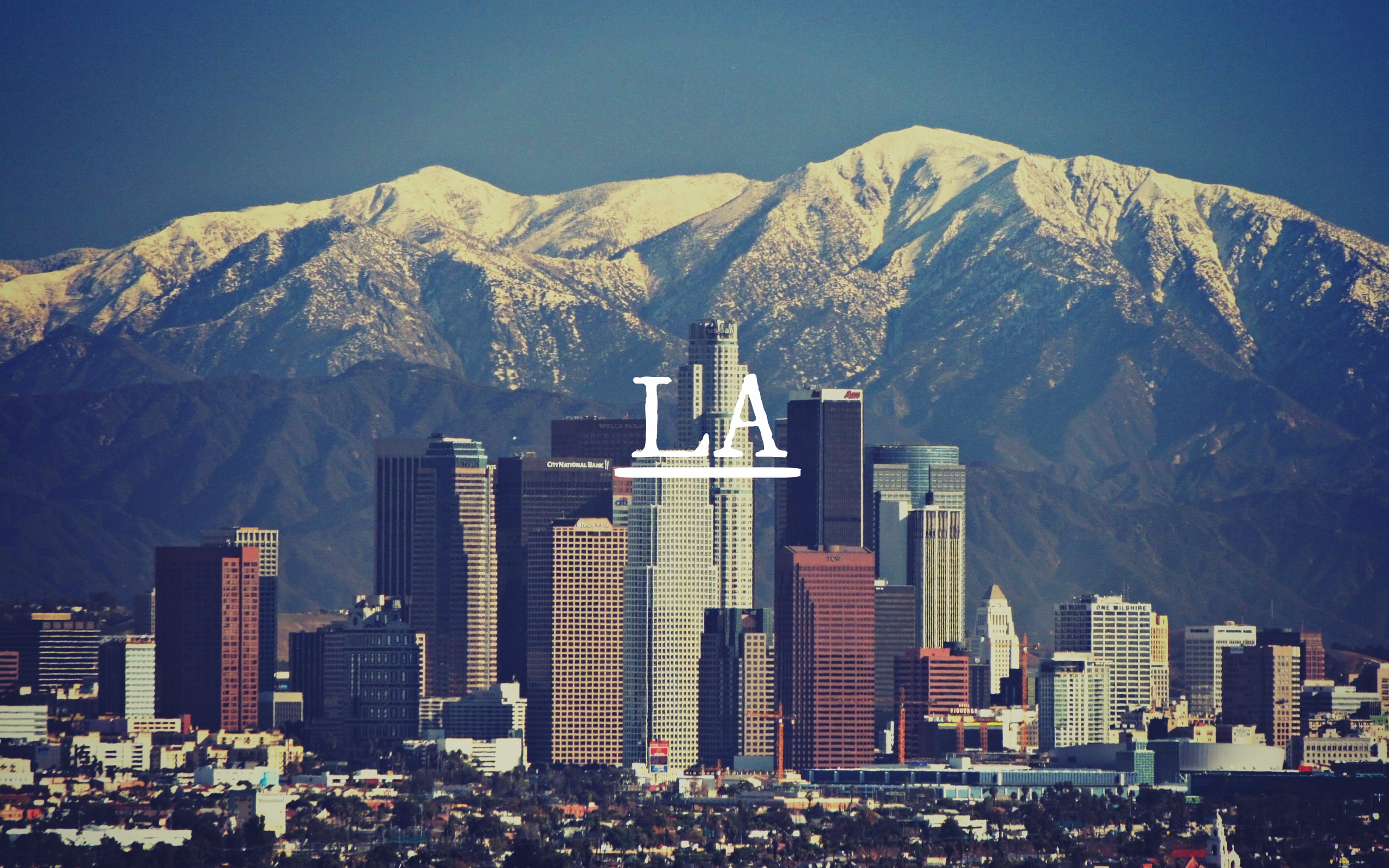 40 Los Angeles Hd Wallpapers Background Images Wallpaper Abyss