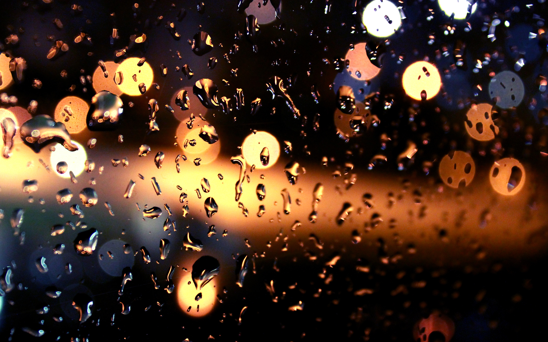 Raindrop Christmas Lights