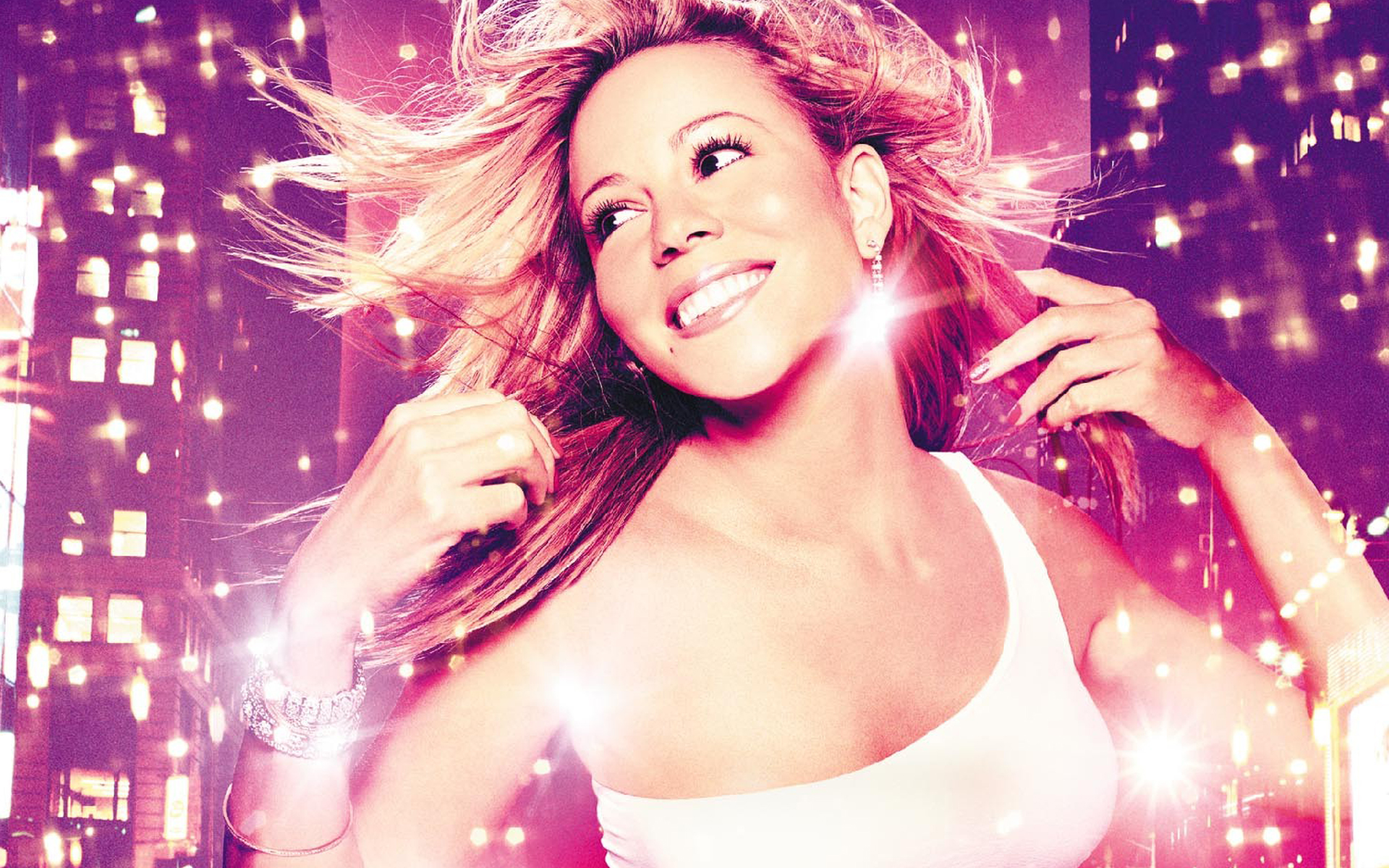 Mariah Carey Full HD Wallpaper And Background Image