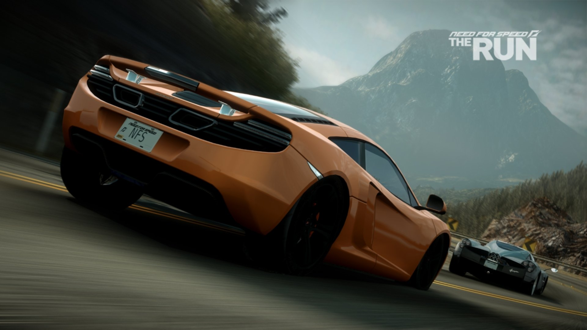 Need For Speed: The Run HD Wallpaper