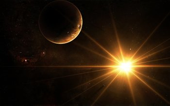 Science-Fiction - Sonne Wallpapers and Backgrounds ID : 363084