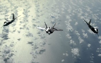 Military - Lockheed Martin F-22 Raptor Wallpapers and Backgrounds ID : 363396