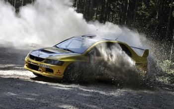 Vehicles - Mitsubishi Evo Rally Wallpapers and Backgrounds ID : 363544