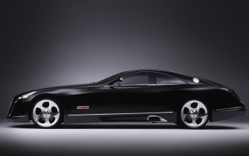 Vehicles - Maybach Exelero Wallpapers and Backgrounds ID : 363570