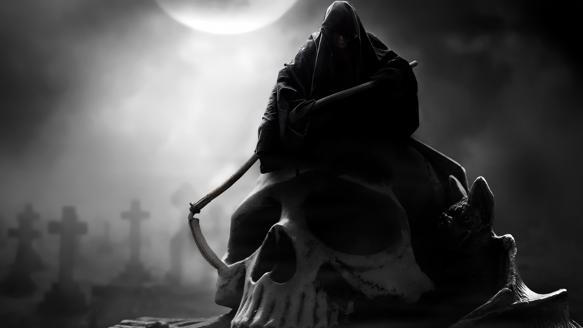 how to say grim reaper in spanish