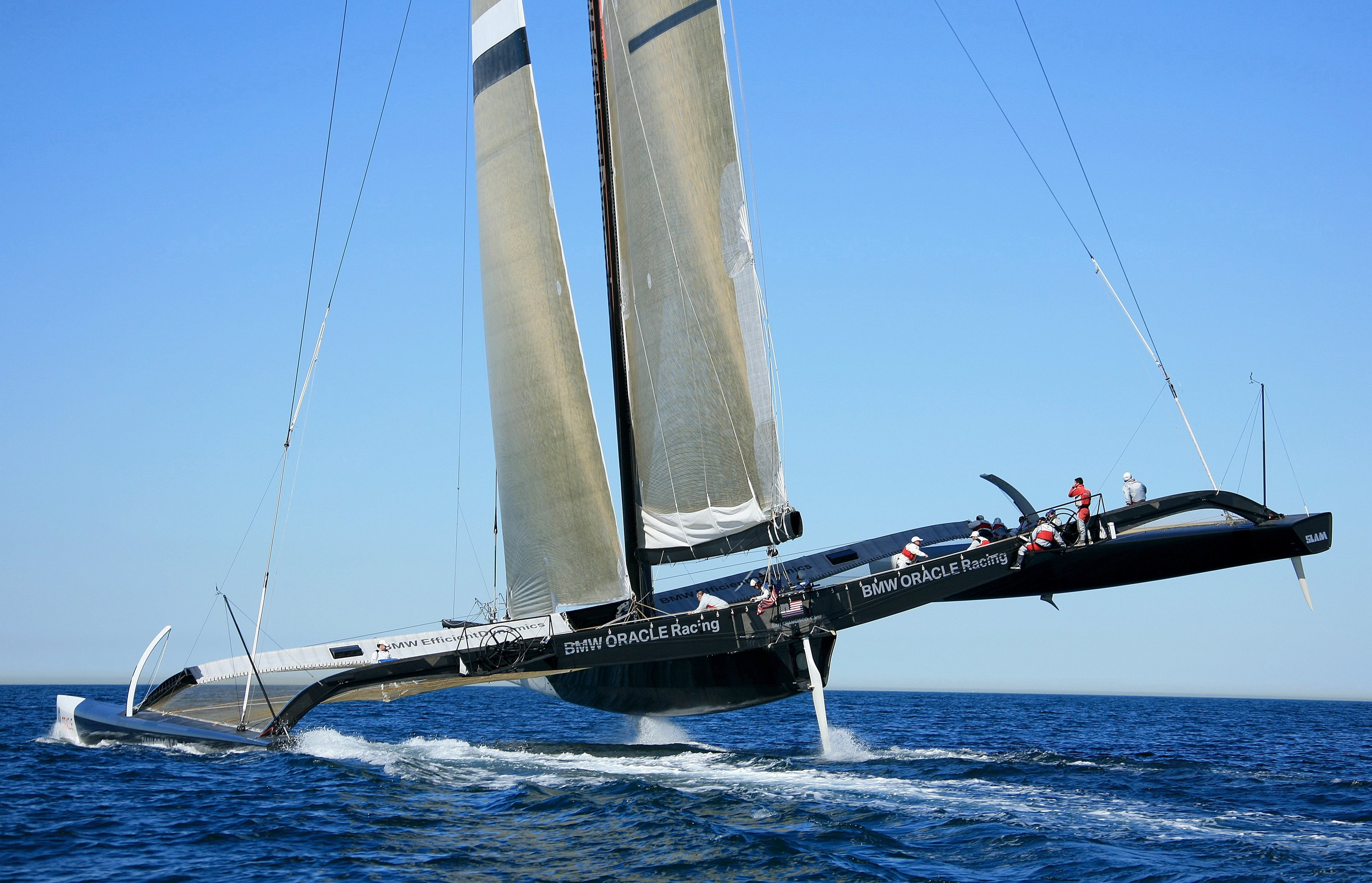 7 Sailing HD Wallpapers | Background Images - Wallpaper Abyss