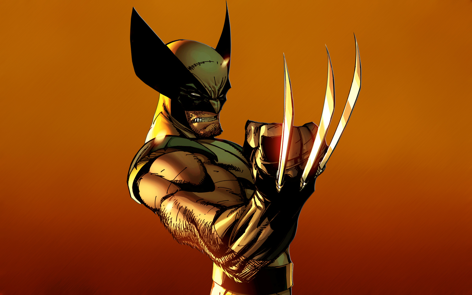 Wolverine Full HD Wallpaper and Background