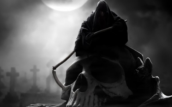 Dark - grim reaper Wallpapers and Backgrounds