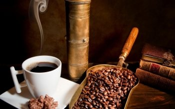 Food - Coffee Wallpapers and Backgrounds ID : 365348