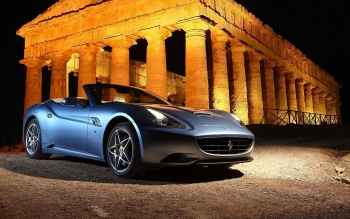Vehicles - Ferrari California Wallpapers and Backgrounds ID : 366515