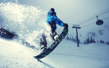 Sports - Snowboarding Wallpapers and Backgrounds ID : 366614