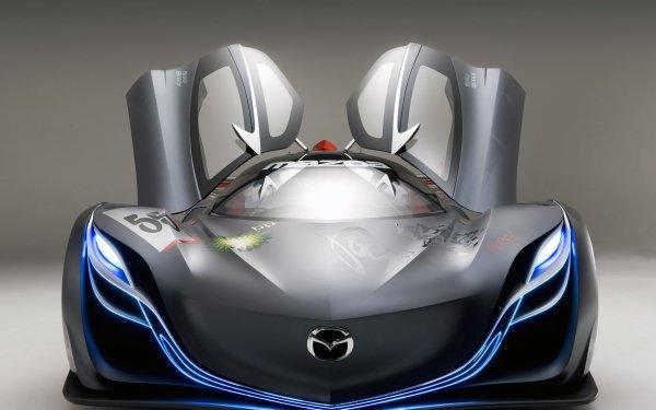 Vehicles Mazda Furai Mazda HD Wallpaper | Background Image