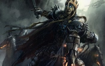 Dark - Warrior Wallpapers and Backgrounds ID : 367122
