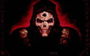 Dark - Skull Wallpapers and Backgrounds ID : 367860