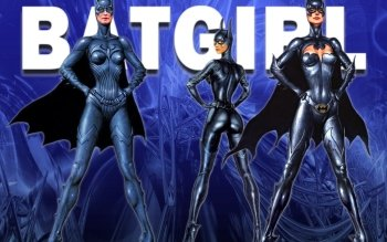 Comics - Batgirl Wallpapers and Backgrounds ID : 367978