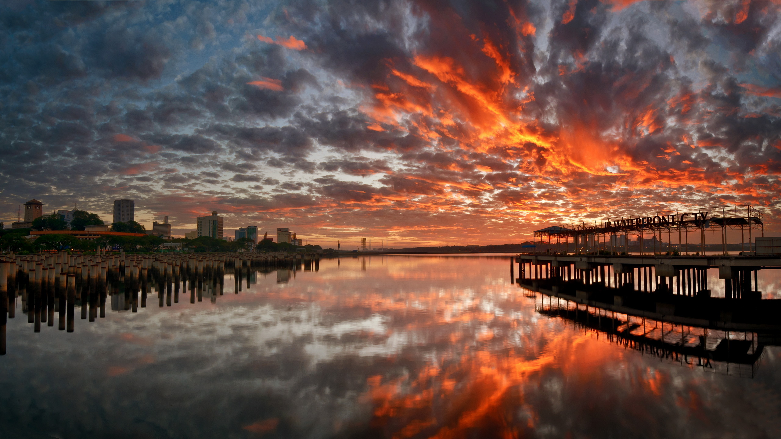 Reflection HD Wallpaper | Background Image | 2560x1440 ...