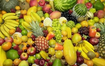 Alimento - Fruta Wallpapers and Backgrounds ID : 368872