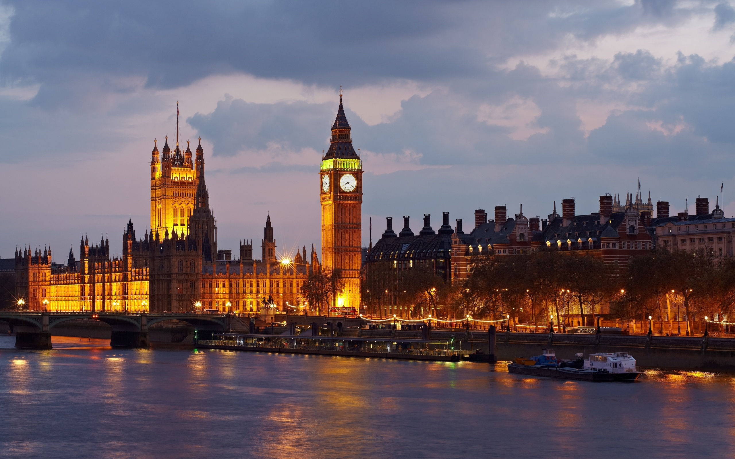 Big Ben Full HD Wallpaper And Background Image