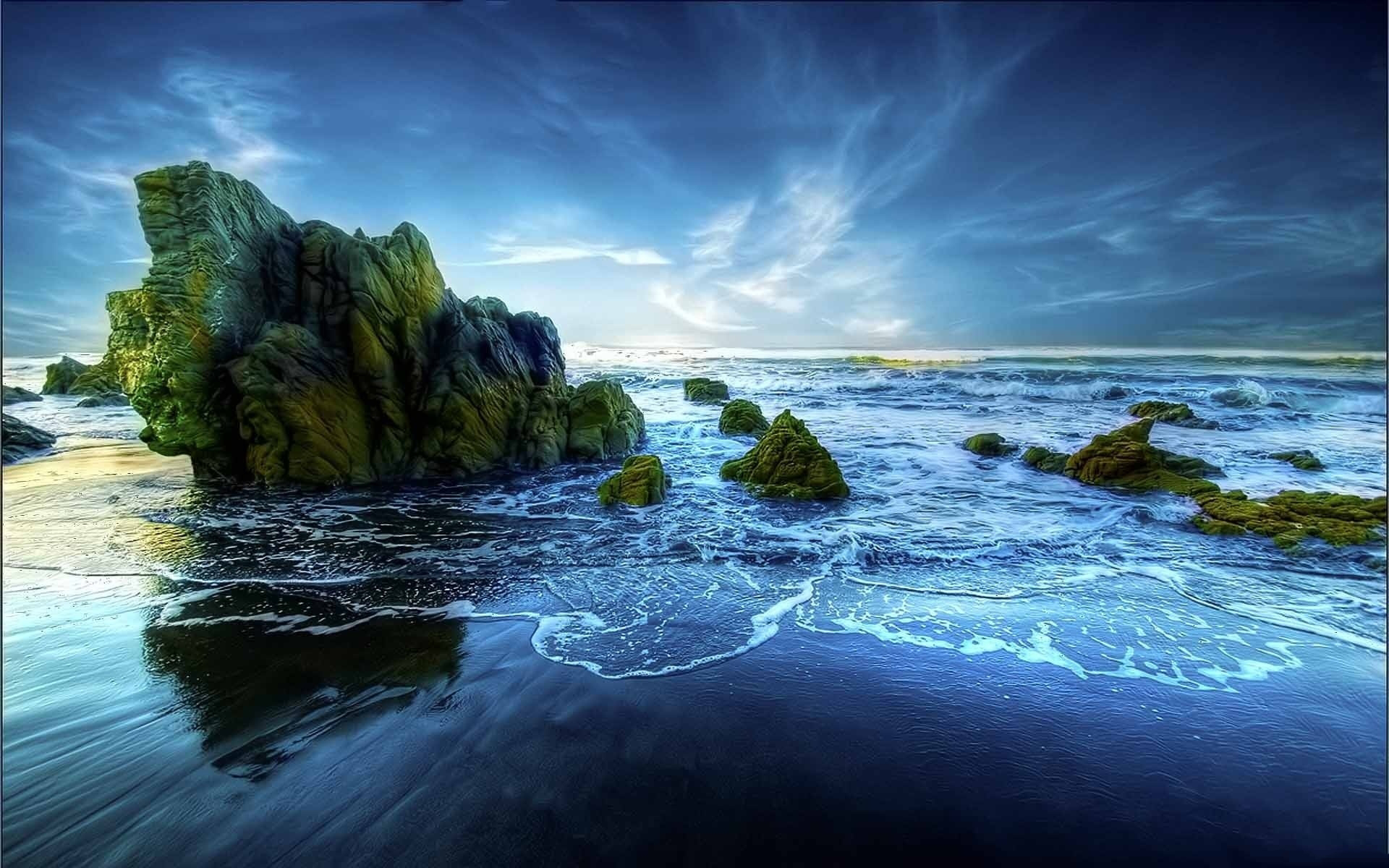 Ocean HD Wallpaper Background Image