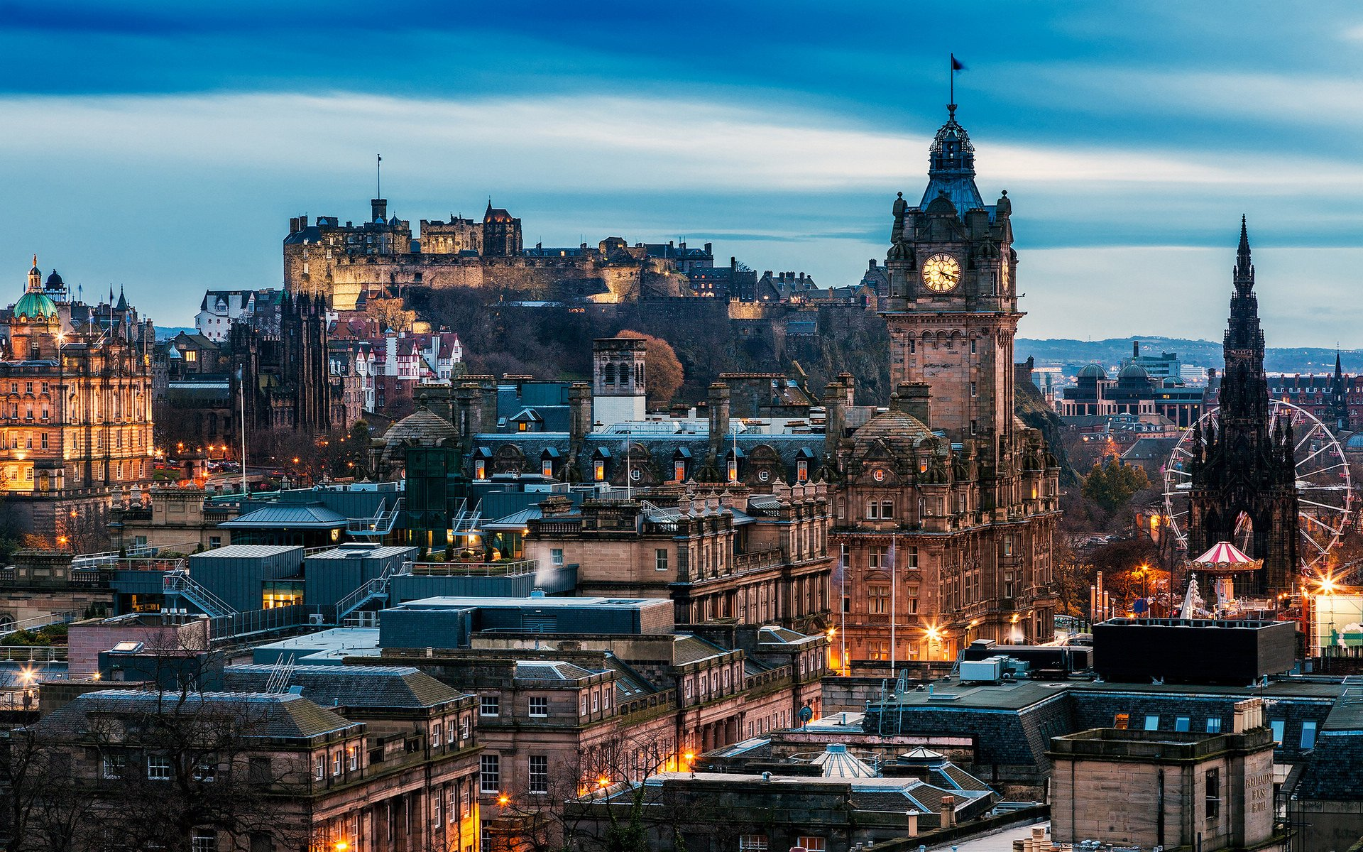 15 edinburgh hd wallpapers | background images - wallpaper abyss