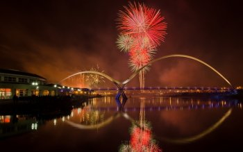 Photography - Fireworks Wallpapers and Backgrounds ID : 369104