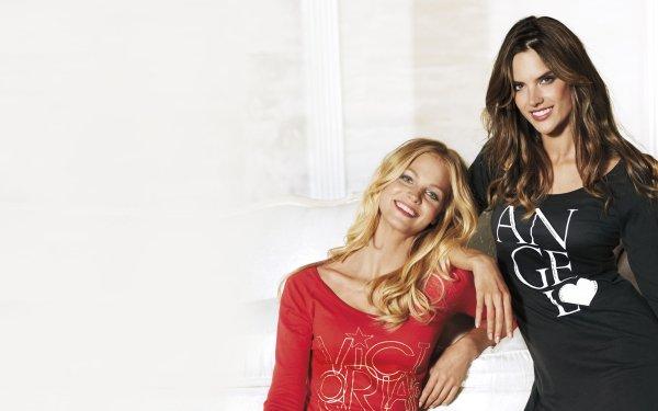 Women Model Models Erin Heatherton HD Wallpaper | Background Image