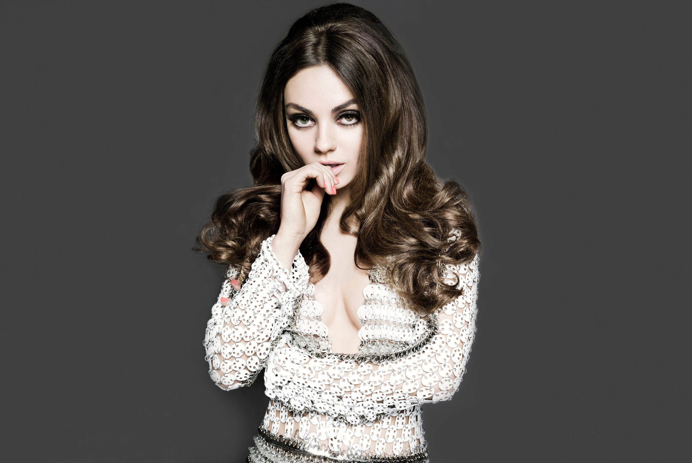 mila kunis full hd wallpaper and background image | 2330x1560 | id