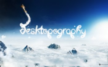 Artistic - Desktopography Wallpapers and Backgrounds ID : 370048