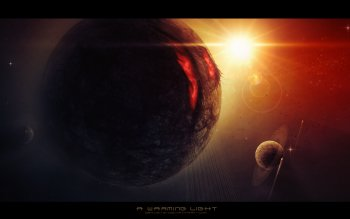 Sci Fi - Planets Wallpapers and Backgrounds ID : 370814