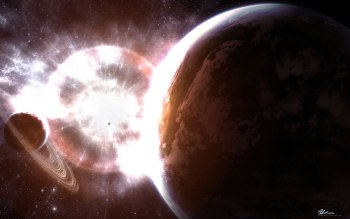 Sci Fi - Explosion Wallpapers and Backgrounds ID : 370831