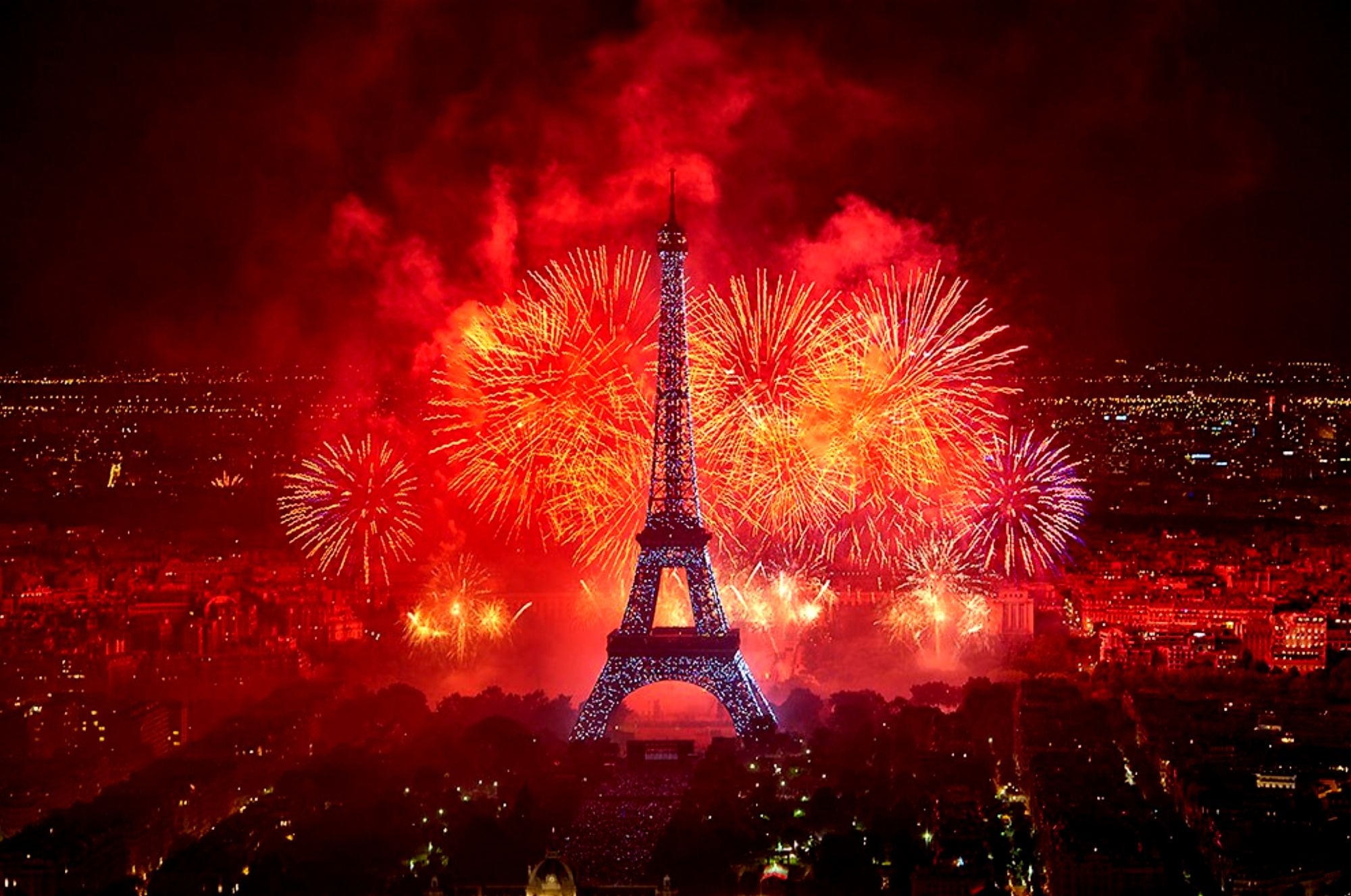 Photography - Fireworks Wallpaper