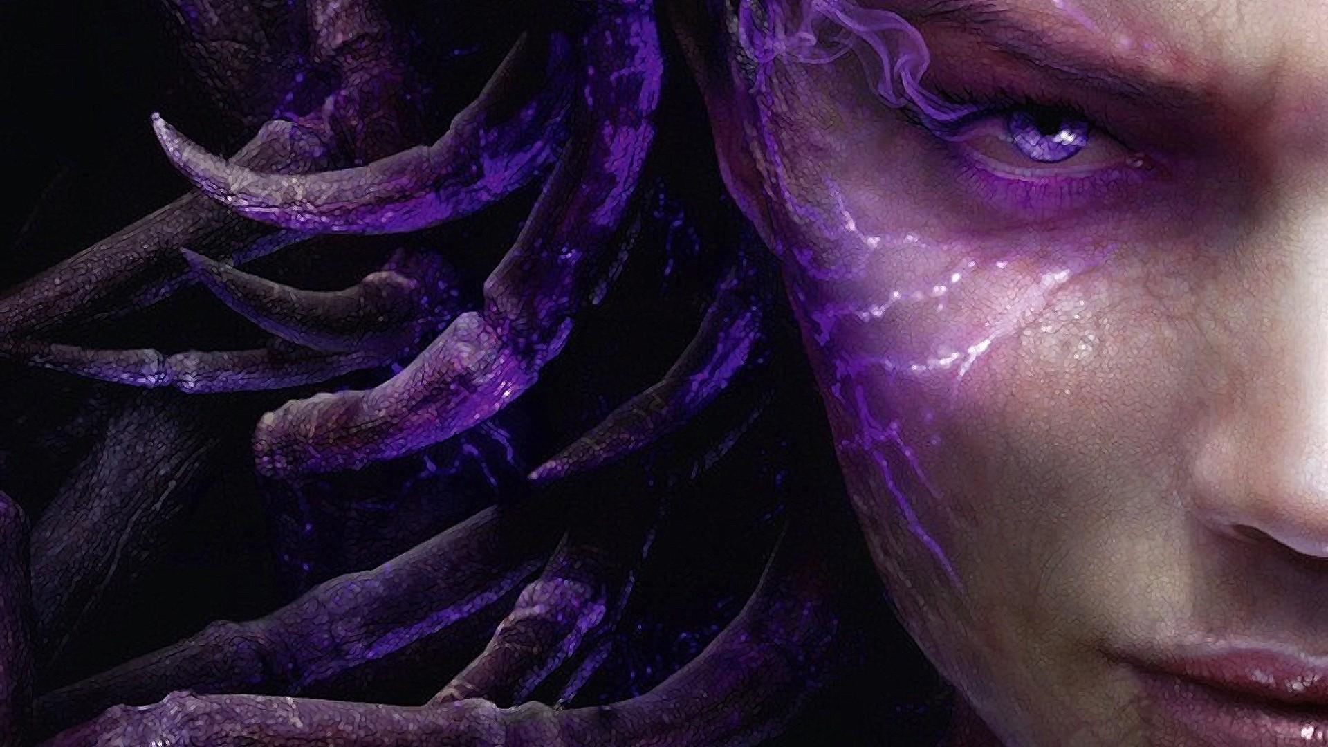Starcraft ii heart of the swarm hd wallpaper background - Sarah kerrigan wallpaper ...