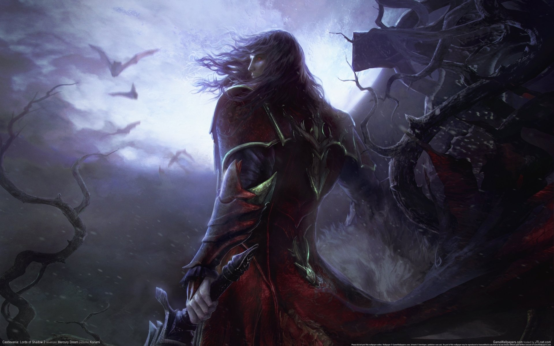 14 Castlevania Lords Of Shadow Hd Wallpapers Background Images