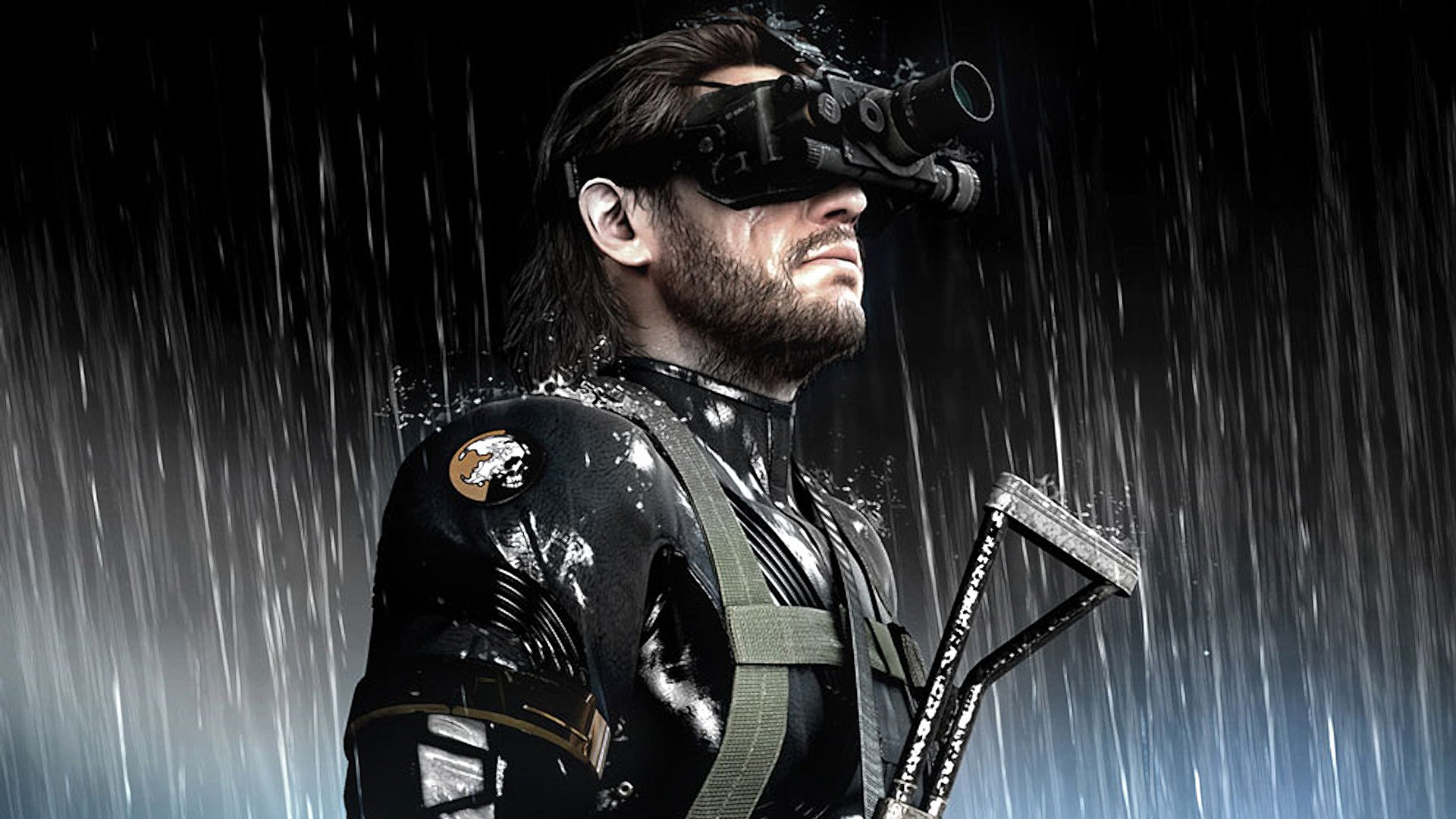 Metal Gear Solid V Wallpaper: Metal Gear Solid V: Ground Zeroes Full HD Wallpaper And