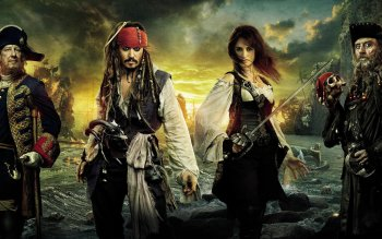 Movie - Pirates Of The Caribbean: On Stranger Tides Wallpapers and Backgrounds ID : 371014