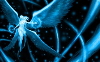Fantasy - Angel Wallpapers and Backgrounds ID : 371271