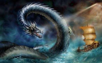 Fantaisie - Dragon Fonds d'écran et Arrière-plans ID : 371619