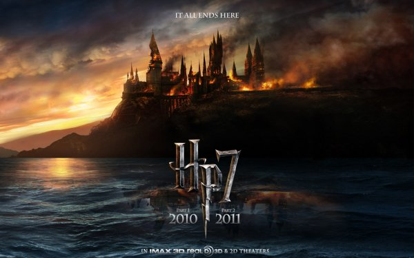 Movie - harry potter and the deathly hallows: part 1 Wallpapers and Backgrounds